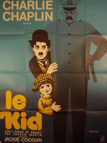 Affiche du film LE KID - Titre original : THE KID