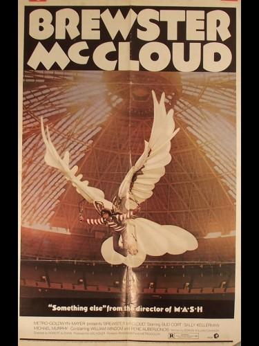 Affiche du film BREWSTER MCLOUD