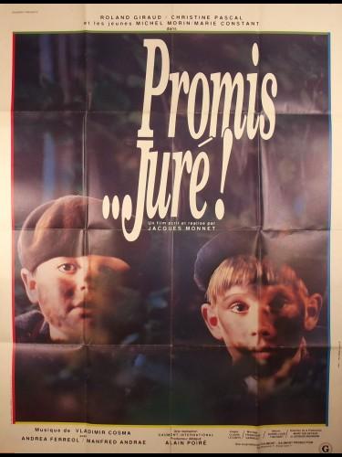 Affiche du film PROMIS JURE