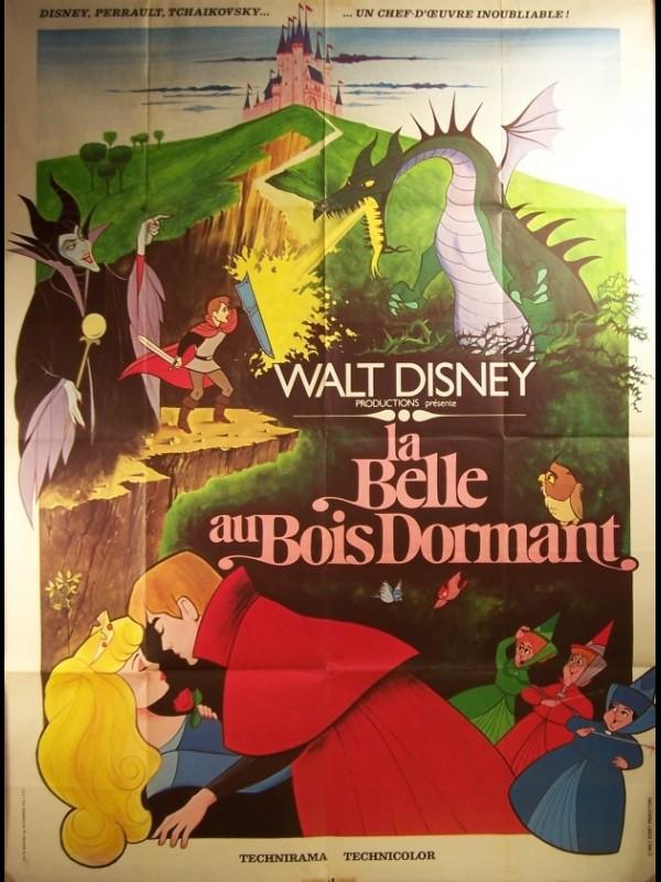 Affiche du film BELLE AU BOIS DORMANT (LA) - SLEEPING BEAUTY