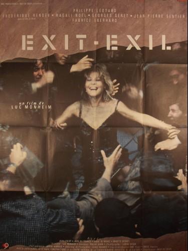 Affiche du film EXIT-EXIL