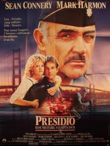 Affiche du film PRESIDIO