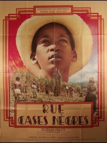 Affiche du film RUE CASES NEGRES