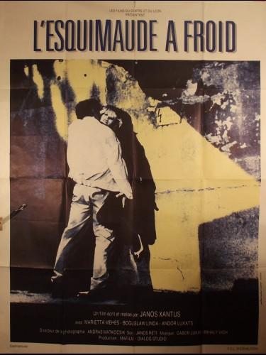 Affiche du film L'ESQUIMAUDE A FROID - Titre original : ESZKIMO ASSZONY FAZIK