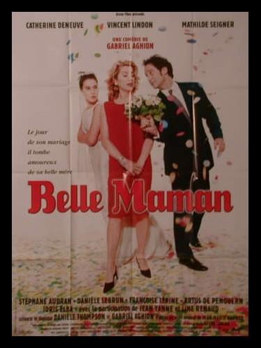 Affiche du film BELLE MAMAN