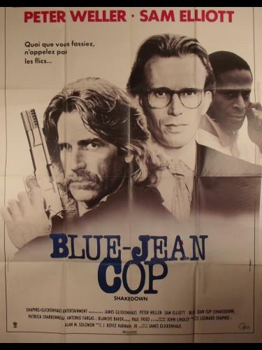 BLUE-JEAN COP - Titre original : SHAKEDOWN