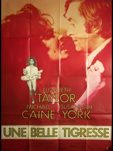 Affiche du film BELLE TIGRESSE (UNE) - ZEE AND CO