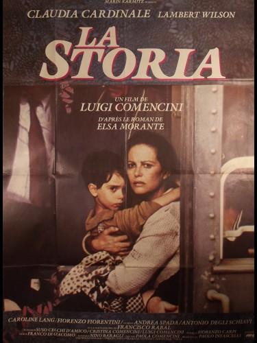 Affiche du film LA STORIA