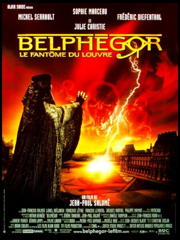 Affiche du film BELPHEGOR
