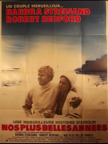 Affiche du film NOS PLUS BELLES ANNEES - Titre original : THE WAY WE WERE