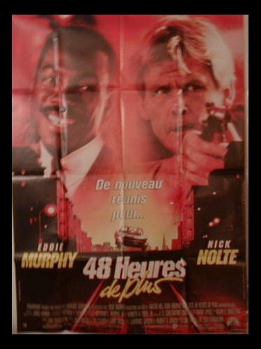 Affiche du film 48 HEURES DE PLUS - ANOTHER 48 HOURS