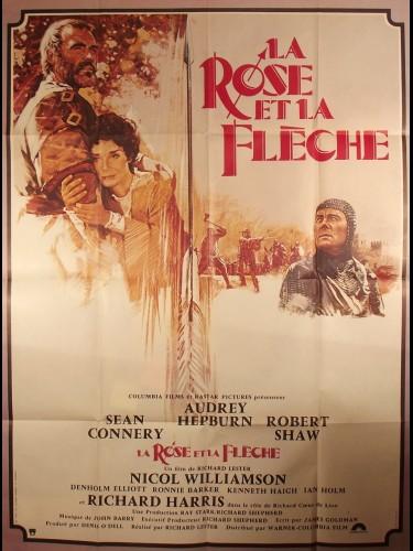 LA ROSE ET LA FLECHE - Titre original : ROBIN AND MARIAN