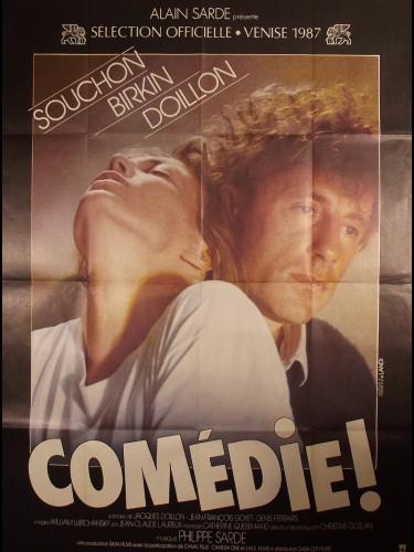 Affiche du film COMEDIE