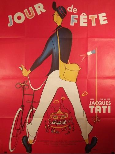Affiche du film JOUR DE FETE