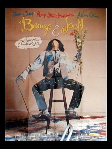 Affiche du film BENNY AND JOON