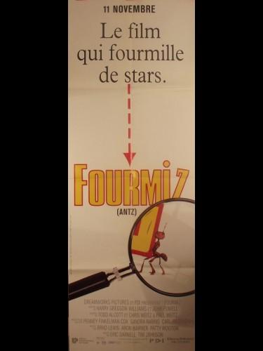 Affiche du film FOURMIZ