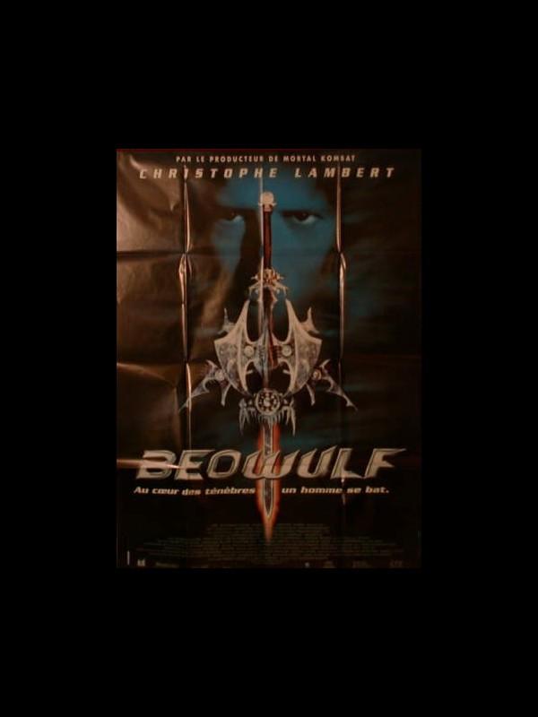 Affiche du film BEOWULF