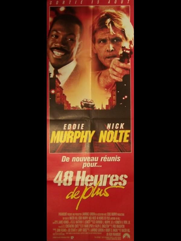 Affiche du film 48 HEURES DE PLUS - ANOTHER 48 HOURS