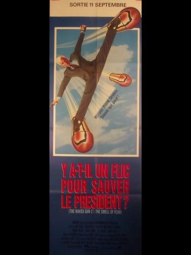Affiche du film Y A T- IL QUELQU'UN POUR SAUVER LE PRESIDENT
