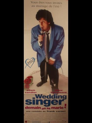Affiche du film WEDDING SINGER