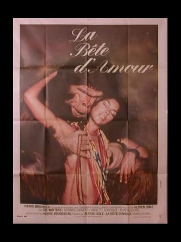 Affiche du film BETE D'AMOUR (LA) - TANYA'S ISLAND