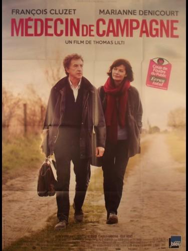 Affiche du film MEDECIN DE CAMPAGNE