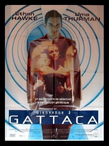Affiche du film BIENVENUE A GATTACA - GATTACA