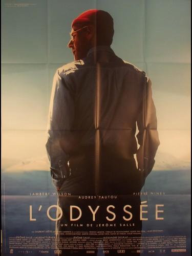 Affiche du film L'ODYSSEE (visuel A)