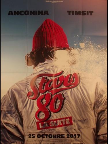 Affiche du film STAR 80 LA SUITE