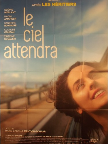 Affiche du film CIEL ATTENDRA (LE)