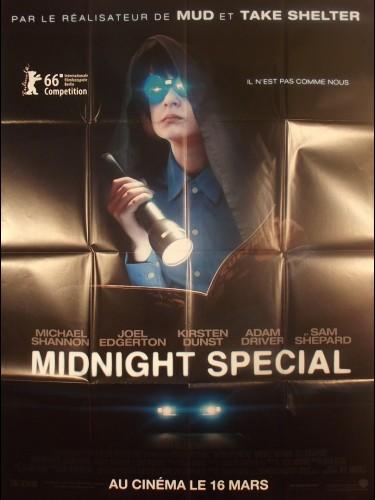 Affiche du film MIDNIGHT SPECIAL
