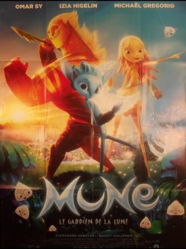 Affiche du film MUNE LE GARDIEN DE LA LUNE