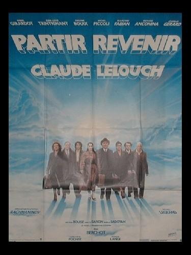 Affiche du film PARTIR REVENIR