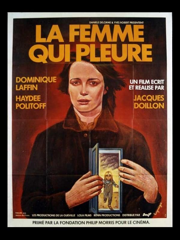 Affiche du film LA FEMME QUI PLEURE