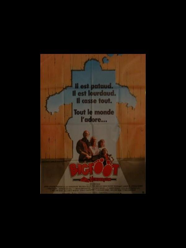 Affiche du film BIG FOOT ET LES HENDERSON