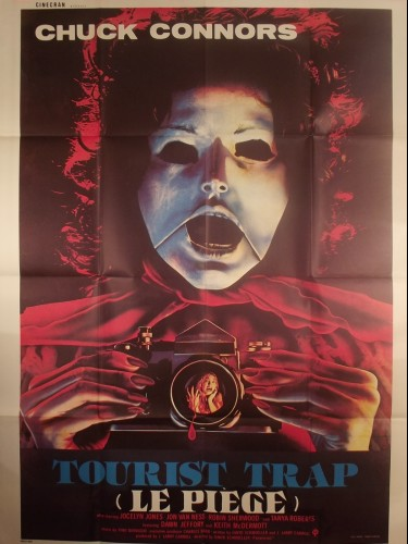 Affiche du film PIEGE (LE) - Titre original : TOURIST TRAP