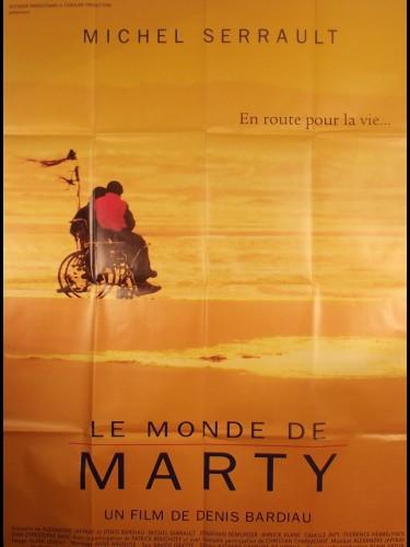 Affiche du film LE MONDE DE MARTY