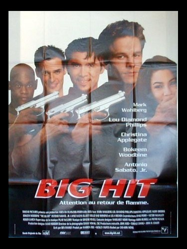 Affiche du film BIG HIT