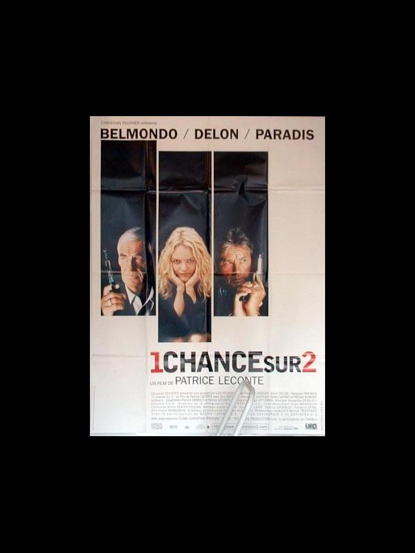 Affiche du film 1 CHANCE SUR DEUX