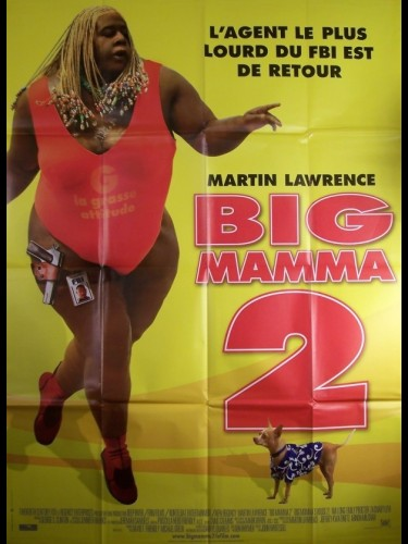 Affiche du film BIG MAMA 2 - BIG MOMMA'S HOUSE 2