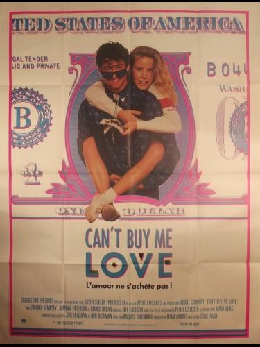 L'AMOUR NE S'ACHETE PAS - Titre original : CAN'T BUY ME LOVE