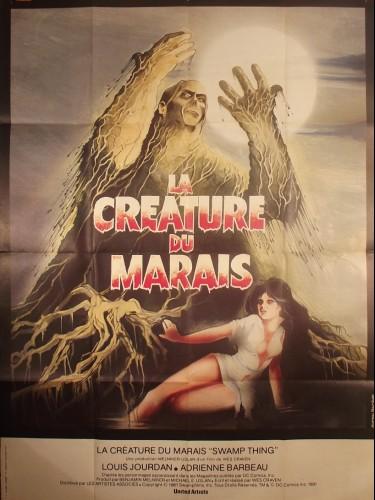 LA CREATURE DU MARAIS - Titre original : SWAMP THING