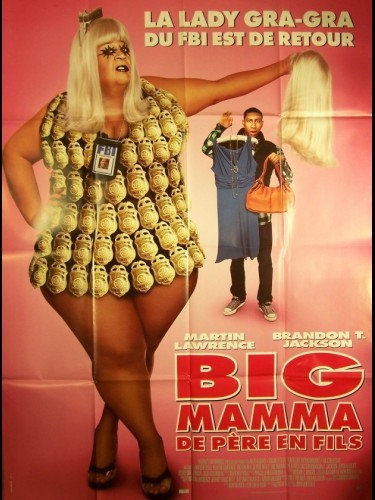 Affiche du film BIG MAMMA DE PÈRE EN FILS - BIG MOMMAS: LIKE FATHER, LIKE SON