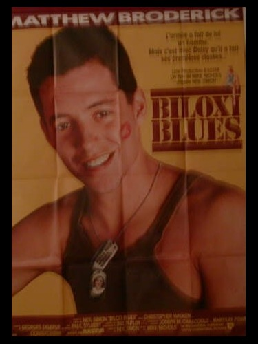 Affiche du film BILOXI BLUES