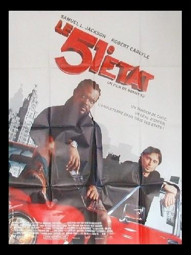 Affiche du film 51ÈME ETAT (LE) - FORMULA 51