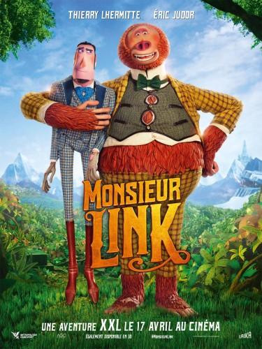 Affiche du film MONSIEUR LINK - Titre original : MISSING LINK