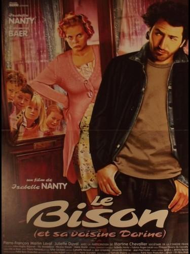 Affiche du film BISON (LE)