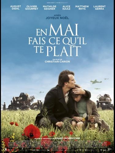 Affiche du film EN MAI FAIS CE QU'IL TE PLAIT