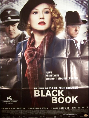Affiche du film BLACK BOOK
