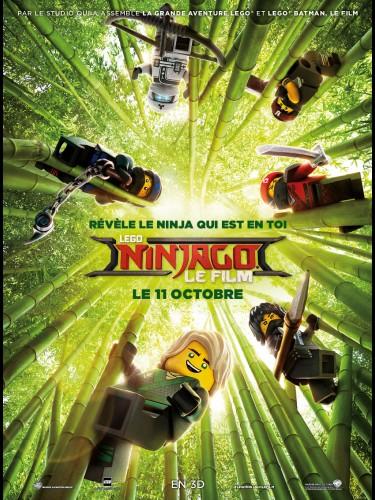 Affiche du film LEGO NINJAGO